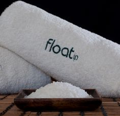 Salt! Used at Floatation Therapy (Epsom Salt) or for body scrubs (Himalayan Salt)