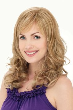 www.HairandBeautyCanada.ca | Canada's Favourite Online Wig Store - Giselle (Lace front wig), 224.95 (CAD) $ (http://www.hairandbeautycanada.ca/giselle-lace-front-wig/)