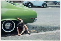 Helen Levitt, New York, 1980