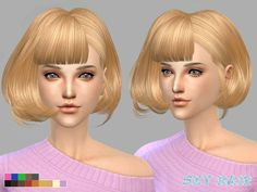 Skysims Hair 249