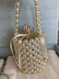 Beaded Clutch, Beaded Purses, Beaded Bags, Vintage Purses, Vintage Handbags, Luxury Purses, Diy Handbag, Handmade Purses, Gold Fabric