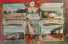 Circa 1910 Frinton on Sea