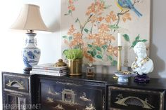 How to Decorate: The Slow Process to A Style You'll Love - The Inspired Room