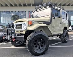 This 1982 Toyota Land Cruiser is listed on Carsforsale.com for $34,997 in Tampa, FL