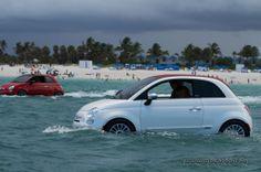 Fiat patrocina con la Vans US Opel of Surfing en California
