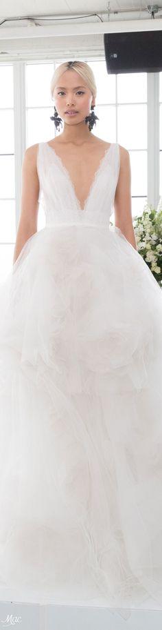 Spring 2018 Bridal Marchesa