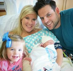 Cullen, Katie, Maicey Gaines and the newsy member! Brooks Walker! Baby Brooks