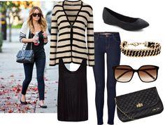 Get Lauren Conrad's casual look for less!