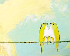 Blessed Beneath the Lemon Meringue Sky 8x10 print by enrouge