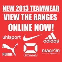 Teamwear and team kit