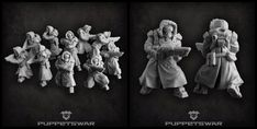 Winter has come :) https://puppetswar.eu/product.php?id_product=747