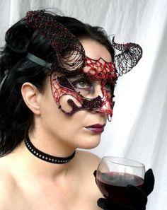 Devil masquerade mask, Halloween Props and Masks :: Halloween Masks :: MoreThanHorror.com