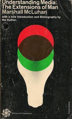 Marshall McLuhan. McGraw-Hill Paperbacks, Fifth Printing June 1966.