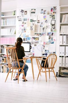 15 Beautiful and Inspiring Workspaces | Apartment Therapy