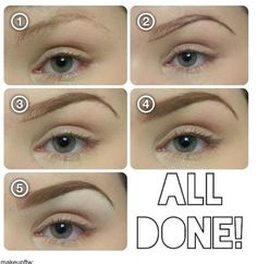 brow fill