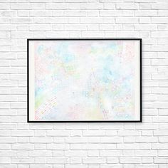 Calming art, Modern, Fine Art Print, Pastel color art, Wall art, Geometric abstract art, Contemporary art, Gift for her, Room decor, Light Thing 1, Color Art, Pastel Colors, Calming, Contemporary Art, Fine Art Prints, Abstract Art, Room Decor, Wall Art