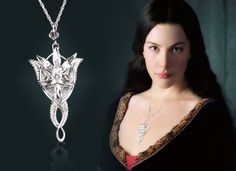 LAST FEW ITEMS AVAILABLE! HURRY UP!CONGRATULATIONS! This One of a Kind Evenstar Necklace is just for you!Exact replica of the one worn by Arwen in the Movie L0TR! Few bucksWay worth the Cool necklace! You can brag to your friends with your awesome pendantand show them how much of a Fan you are!...