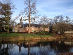 Kasteel Well: Moat one of two...