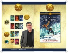 The Heroes of Olympus -- The Son of Neptune by Rick Riordan discussion guide