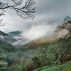 Invierno desde Moreda (Caurel, Lugo)