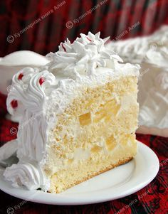 Это очень приочень приочень вкусный торт! Сейчас расскажу как его приготовить...