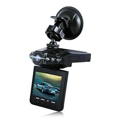 Lecmal 2.5 inches Car Dash Cam DVR / Mini Dash Cams for Vehicles with IR Vehicle DVR / Rotatable Traffic Dashboard Camcorder / Car DVR Camcorder / HD Camera Recorder (6D-Black). For product info go to:  https://www.caraccessoriesonlinemarket.com/lecmal-2-5-inches-car-dash-cam-dvr-mini-dash-cams-for-vehicles-with-ir-vehicle-dvr-rotatable-traffic-dashboard-camcorder-car-dvr-camcorder-hd-camera-recorder-6d-black/