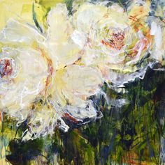 View and buy this Acrylic on Canvas Painting by Valerie Butters at koymangalleries.com #contemporaryfloral