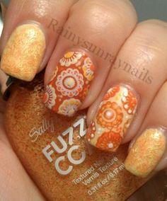 Summer Inspired Nails!
