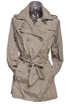 Biston Splendid  midi trench-coat for urban polished timeless fashion look ! € 36.75 !!