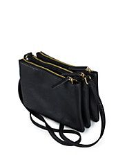 Three Zipper Bag, NLY Accessories