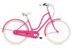 retro damesfiets pink - Google zoeken