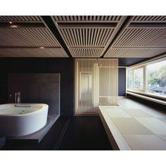 Spa Bathroom Design Ideas For Your Dream House Spa Bathroom Design, Bathroom Spa, Bathroom Interior, Bath Design, Bathroom Green, Bathroom Showrooms, Japan Interior, Japanese Interior Design, Japanese Modern