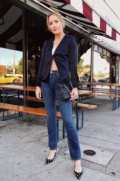 Italian outfit Kristen Marie Nichols