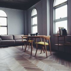旭川の匠工芸より、小林幹也デザイン「yamamami」という家具ブランド