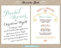 spring bloomsmedium pink bridal shower bachelorette invites pinterest spring blooms bridal showers and shower invitations