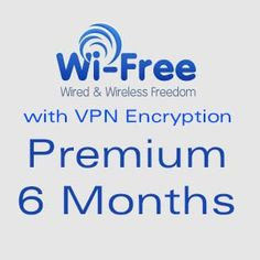 Wi-Free Premium 6 Months [with VPN Encryption] http://247premiumcart.com/?product=wi-free-premium-6-months-with-vpn-encryption