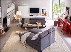 IKEA Oturma Odası: Her gün ev keyfi!
