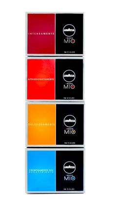 Packaging of the World: Creative Package Design Archive and Gallery: Lavazza A Modo Mio