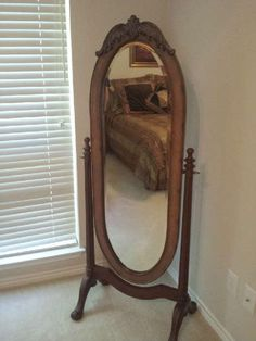 Broughton Dark Cheval Mirror For The Home Pinterest Cheval