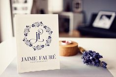 Jaime Fauré Photography Logo Design