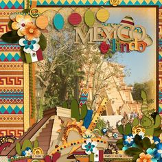 mexico - Digishoptalk - The Hub of the Digital Scrapbooking Community