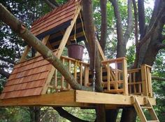 Building a Treehouse of Your Dreams