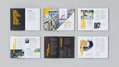 Daily Design Inspiration @ Abduzeedo.com  Awesome modern print design :)
