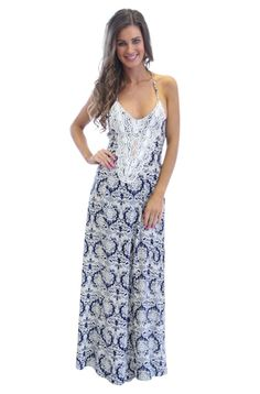 Maxi Dresses Online- Buy the latest Maxi Dresses For Women cheap prices, and check out our daily updated new arrival Maxi Dresses. Indie Fashion, Trendy Fashion, Latest Trends, Detail, Maxi Dresses, Crochet, Dresses Online, Prints, Stuff To Buy