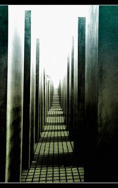 ✯ Holocaust Mahnmal ...This photo was taken in Moabit, Berlin .. by Patrizio Pacitti✯