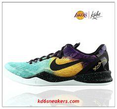 fd14e4e45763 Nike Kobe VIII 8 easter Limited Edition