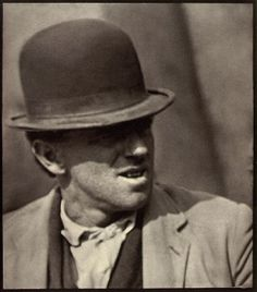Bowler Hat by Paul Strand, 1916 via masters-of-photography #Photograph #Bowler_Hat #Paul_Strand #masters_of_photography