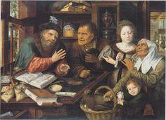 Jan Massys - Beim Steuereintreiber - 1539.jpeg
