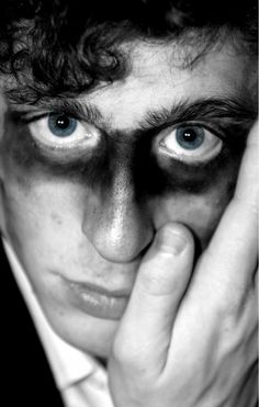 Luca blue eyes