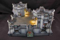 Warhammer 40k Building | par Wesley H.